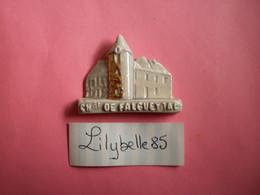 Feve Artisanale - CHATEAU DE FALGUEYRAC - MOULIN A HUILE - MH ( Feves Figurine Miniature ) - Regio's