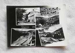 Cartolina Illustrata Saluti Da Pontenuovo Di Calenzano - Vedute Diverse, Non Viaggiata - Gruss Aus.../ Gruesse Aus...