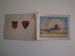 Carte De La Base Aérienne Tactique 136 (B.A.T136) Présentation Des Voeux ,photo à Identifier... - Mededelingen