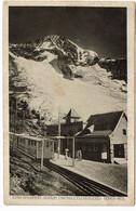 JungFraubahn Station Train - Suisse