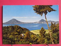 Guatemala - Lago Atitlan - Très Bon état - R/verso - Guatemala