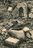 Gerardmer....vierge De La Creuse     La Fontaine Et La Niche   Photo Voirin - Gerardmer