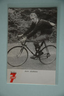 CYCLISME: CYCLISTE : JEAN JOURDEN - Radsport