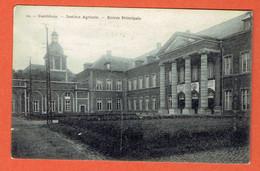 217 P - Gembloux Institut Agricole Entrée Principale Bleutée - Collection Bertels N°12 - Gembloux