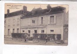 CPA HOTEL DU POSTILLON (lieu A Determiner) (voir Dos) - France
