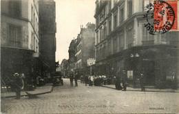 Paris * 17ème * Rue Des Dames * Automobile Voiture Ancienne - Arrondissement: 17