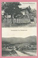 67 - SCHAMPENAU - CHAMPENEY Près SAINT BLAISE - Forsthaus - Maison Forestière HEIDEBUCKEL - Feldpost - Guerre 14/18 - Non Classés