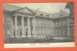 217 P - Gembloux Institut Agricole - Obl Gembloux 1923 Sur Houyoux 193-194 Vers Wasmes Lez Mons -  Collection S-D - Gembloux