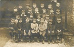 A Identifier Situer Groupe Scolaire Classe  Ecole  CARTE PHOTO - Ansichtskarten