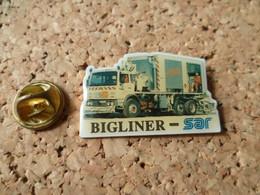 PIN'S  CAMION  BIGLINGER - Transport Und Verkehr