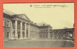 217 P - Gembloux Institut Agricole Cour D'Honneur -Obl Gembloux 1926 Sur Paire Houyoux 193 Vers Verviers-collection Nels - Gembloux