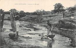 A-20-4257 : BOBO DIOULASSO LAVEUSES AU MARIGOT - Burkina Faso