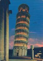 Pisa - Torre Pendente -  09/08/1965 - Pisa