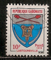 GABON OBLITERE - Gabón (1960-...)