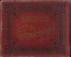 Turquie - Ancien Carnet Souvenir De Constantinople - 24 Illustrations - Türkei