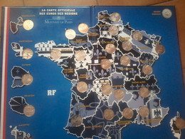 SERIES EUROS DES REGIONS - France