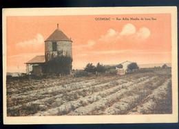 Cpa Du 44 Quimiac Ker Allix Moulin De Beau Lieu    AVR20-63 - Sonstige Gemeinden