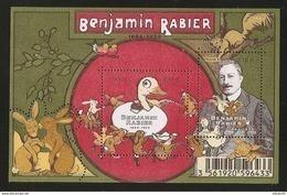 2014 - Bloc Feuillet F4866 Benjamin RABIER  N° 4866 NEUF** LUXE MNH - Nuovi
