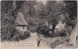 76. VEULES-LES-ROSES. Le Chemin Des Cressonnières. 671 - Veules Les Roses