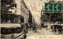 CPA Paris 17e - Rue Demours (79496) - Arrondissement: 17