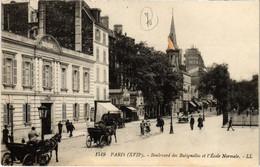 CPA Paris 17e - Boulevard Des Batignolles (79498) - Arrondissement: 17