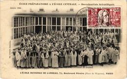 CPA Paris 17e - École Duvignau De Lanneau (79499) - Arrondissement: 17