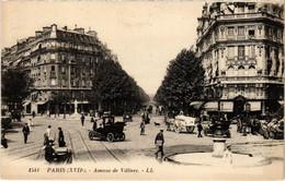 CPA Paris 17e - Avenue De Villiers (79500) - Arrondissement: 17