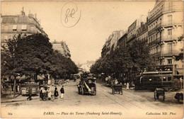 CPA Paris 17e - Place Des Ternes (79505) - Arrondissement: 17