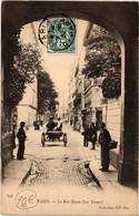 CPA Paris 17e - La Rue Bayen (79506) - Arrondissement: 17