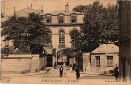CPA Paris 17e - Le Chateau (79507) - Arrondissement: 17