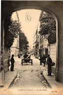 CPA Paris 17e - La Rue Bayen (79508) - Arrondissement: 17