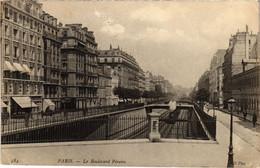 CPA Paris 17e - Le Boulevard Péreire (79509) - Arrondissement: 17