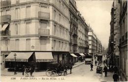 CPA Paris 17e - Rue Des Moines (79513) - Arrondissement: 17