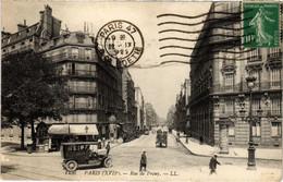 CPA Paris 17e - Rue De Prony (79514) - Arrondissement: 17