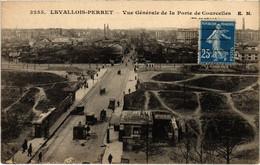 CPA Paris 17e - Vue Generale De La Porte De Courcelles (79515) - Arrondissement: 17