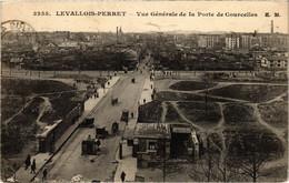 CPA Paris 17e - Vue Generale De La Porte De Courcelles (79516) - Arrondissement: 17
