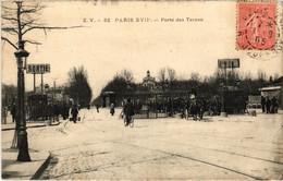 CPA Paris 17e - Porte Des Ternes (79517) - Arrondissement: 17