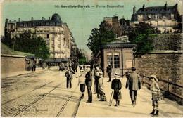 CPA Paris 17e - Porte De Courcelles (79518) - Arrondissement: 17