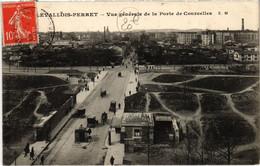CPA Paris 17e - Vue Generale De La Porte De Courcelles (79523) - Arrondissement: 17
