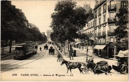 CPA Paris 17e - Avenue De Wagram (79525) - Arrondissement: 17