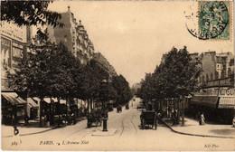 CPA Paris 17e - L'Avenue Niel (79526) - Arrondissement: 17