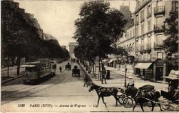CPA Paris 17e - Avenue De Wagram (79527) - Arrondissement: 17