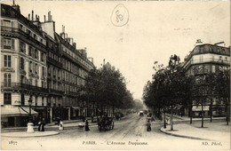 CPA Paris 17e - L'Avenue Duquesne (79531) - Arrondissement: 17