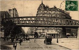 CPA Paris 15e - La Rue Lecourbe (79551) - Arrondissement: 15