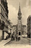 CPA Paris 15e - L'Église Saint-Lambert De Vaugirard (79558) - Arrondissement: 15