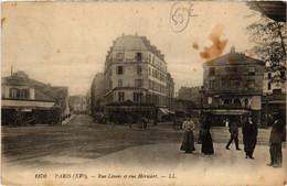 CPA Paris 15e - Rue Linois Et Rue Héricart (79563) - Arrondissement: 15