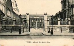 CPA Paris 6e - Ecole Des Beaux Arts (79693) - Arrondissement: 06