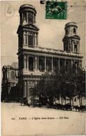 CPA Paris 6e - L'Eglise Saint-Sulpice (79706) - Arrondissement: 06