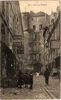 CPA Paris 6e - Cour Du Dragon (79707) - Arrondissement: 06