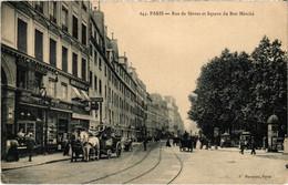 CPA Paris 6e - Rue De Sévres (79710) - Arrondissement: 06